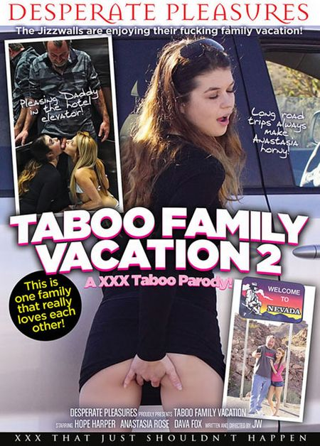 Taboo Family Vacation - An XXX Taboo Parody 2 / Табу Семейный Отдых - XXX Пародия Табу 2 [2016]