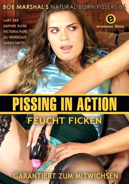 Pissing In Action - Natural Born Pissers 86 / Писсинг в действии - Прирождённые Зассыхи 86 [2019]