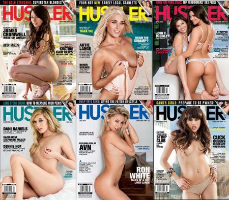 Hustler № 1-13 (January - December 2019)