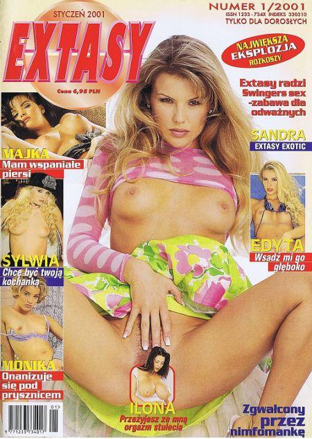 EXTASY No.01 - 2001