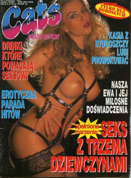 CATS magazyn erotyczny № 3 (1996)