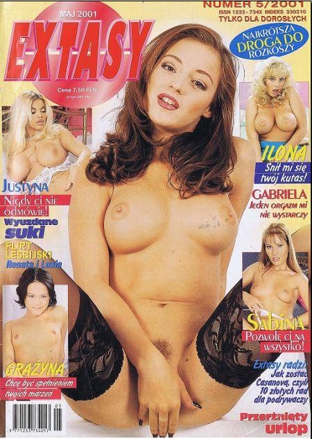 EXTASY No.05 - 2001