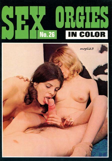 Sex Orgies in Color No.26