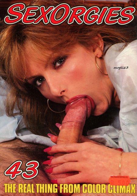 SEX ORGIES No.43