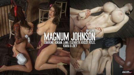 Magnum Johnson