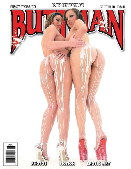 Buttman - Volume 11 No. 1