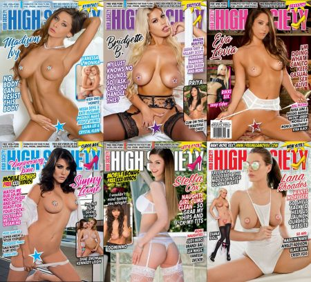 High Society 2019 Full Year Issues Collection