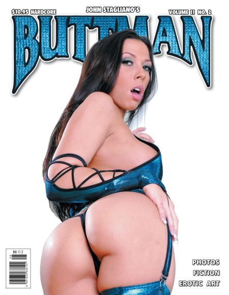 Buttman - Volume 11 No. 2