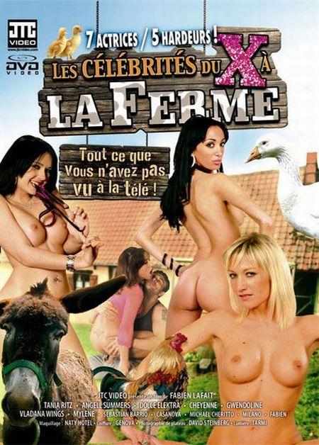 Les Celebrites Du X A La Ferme / Развратные Игрища на Ферме [2010]
