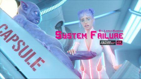 System Failure / Системная ошибка