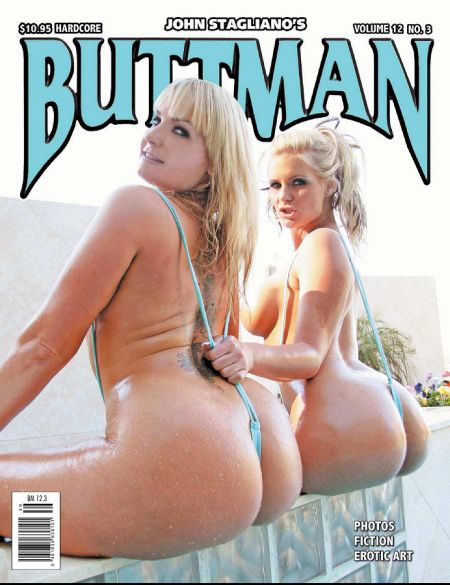 Buttman - Volume 12 No. 3