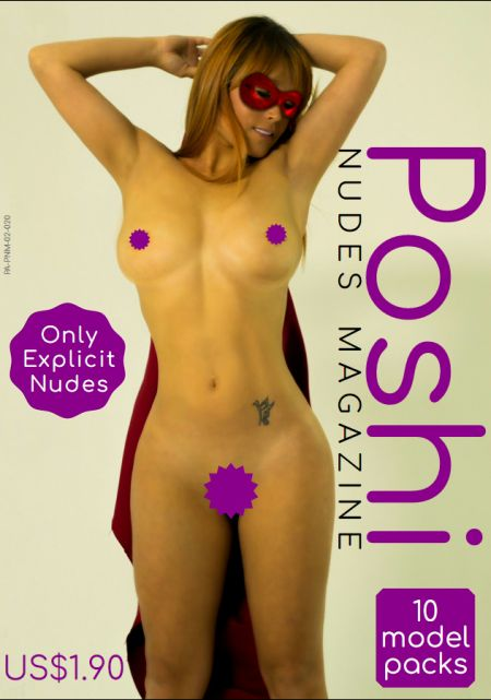 Poshi Nudes Magazine (February 2020)