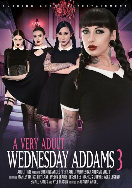 A Very Adult Wednesday Addams 3 / Очень Взрослая Wednesday Addams 3 [2019]