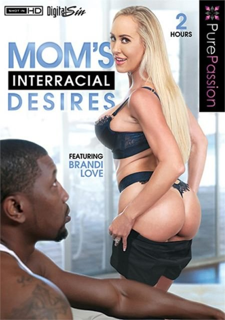 Moms Interracial Desires / Межрасовые желания мамочек (2020)