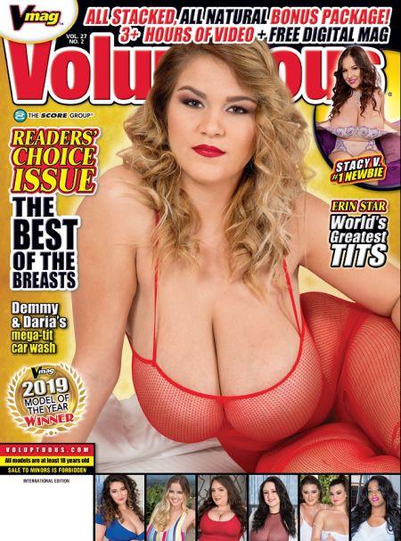 Voluptuous - Volume 27 No.2 (March 2020)