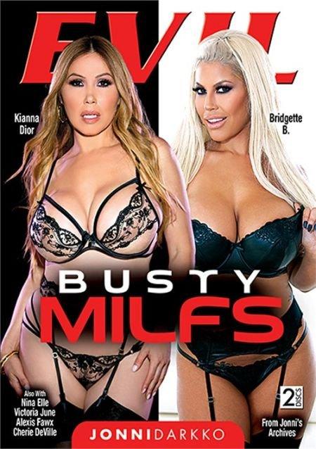 Busty MILFs / Грудастые мамочки (2020)