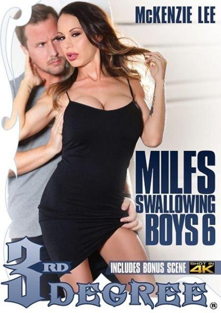 MILFs Swallowing Boys 6 / Мамочки Заглатывают Мальчиков 6 (2020)