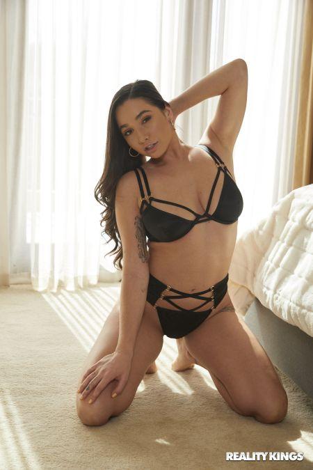 Karlee Gray, Catalina Ossa - Sleepover Sex