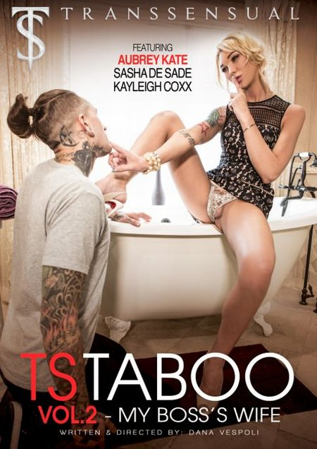 TS Taboo 2: My Boss' Wife / Непристойные Трансы 2: Моя Жена Босс [2018]