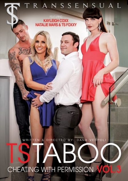TS Taboo 3: Cheating With Permission / Непристойные Трансы 3: Измена С Разрешения [2018]