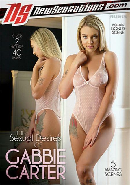 The Sexual Desires Of Gabbie Carter / Сексуальные желания Габби Картер [2020]
