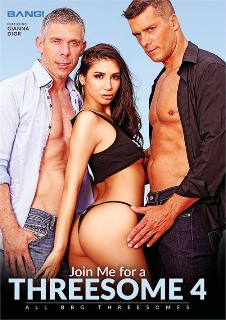 Join Me For A Threesome 4 / Присоединяйся ко мне третьим 4 (2020)