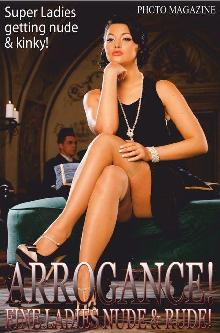 Arrogance Adult Photo Magazine (June 2020)