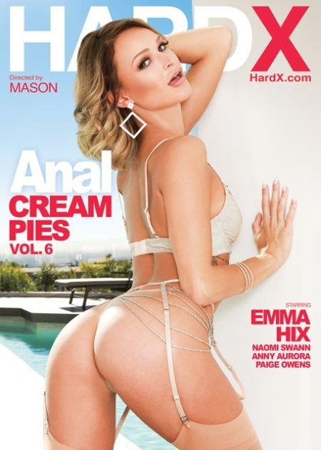 Anal Cream Pies 6 / Анальные Сливочные Пироги 6 (2020)