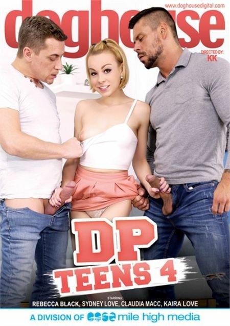 DP Teens 4 / Двойной Трах Подростков 4 (2020)