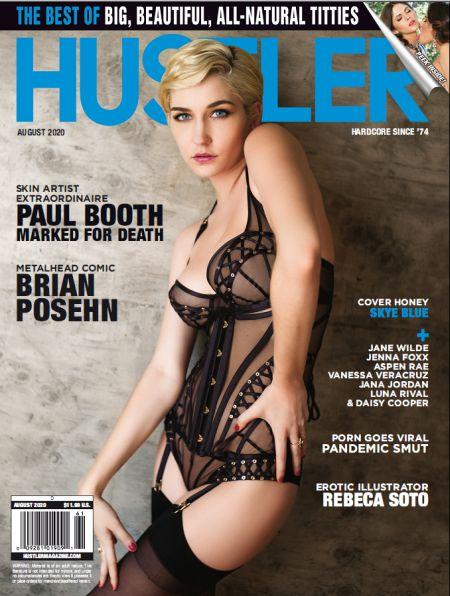 Hustler #8 (August 2020)