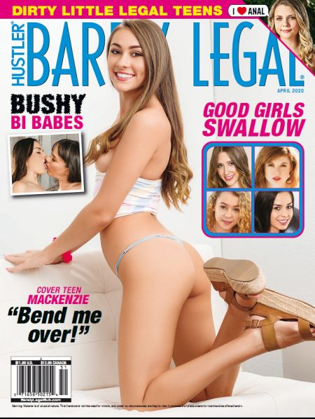 Barely Legal № 4 (April 2020)