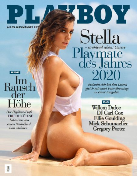 Playboy Germany (August 2020)