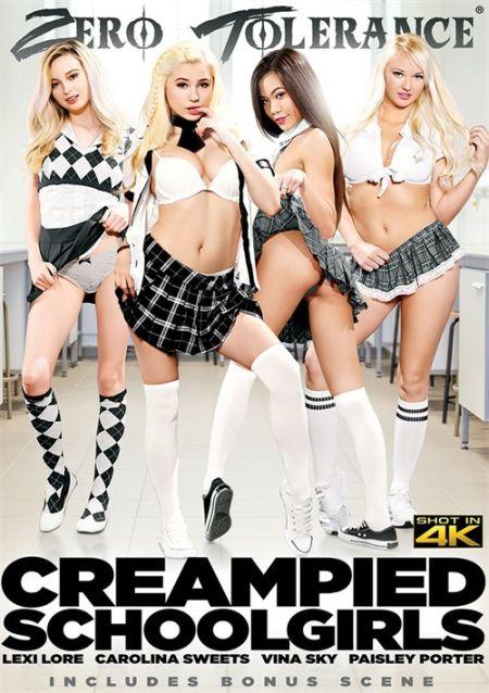 Creampied Schoolgirls 1 / Kонченные Школьницы 1 [2019]
