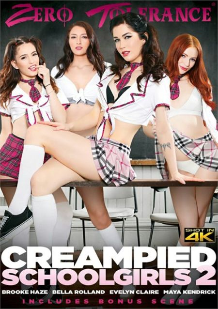 Creampied Schoolgirls 2 / Kонченные Школьницы 2 [2020]