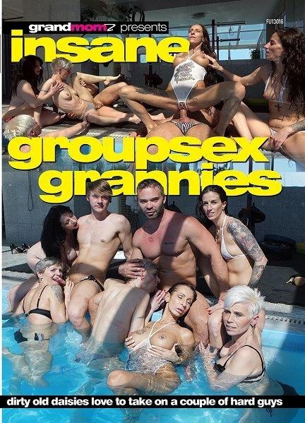 Insane Groupsex Grannies / Безумный групповой секс бабушек (2020)