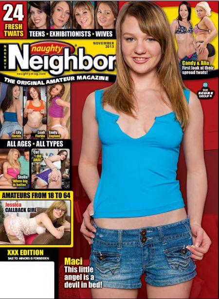 Naughty Neighbors № 11 (November 2013)