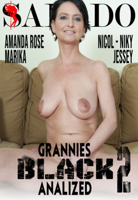 Grannies Black Analized 2 (2020)