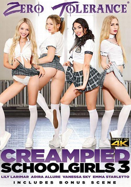 Creampied Schoolgirls 3 / Kонченные Школьницы 3 [2020]