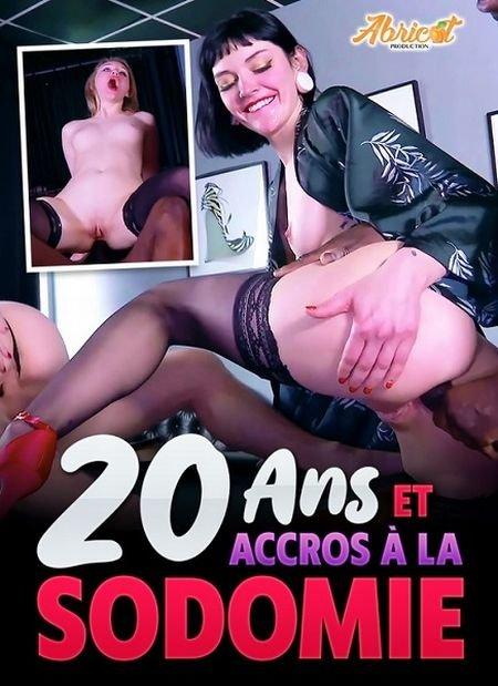 20ans et accros а la sodomie / 20 летние пристрастные к аналу (2020)