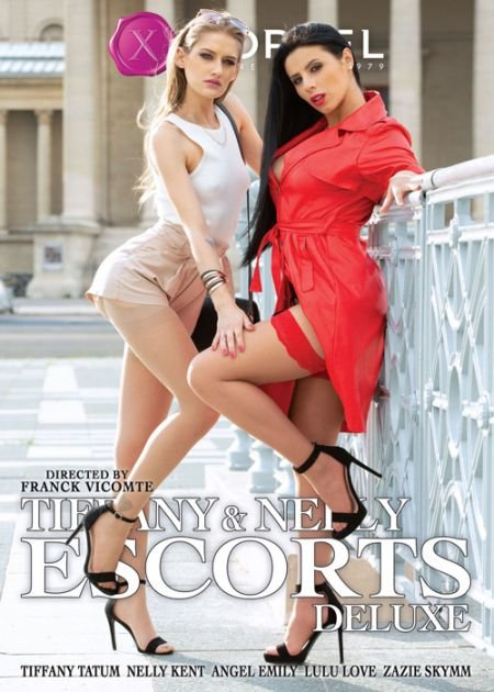 Tiffany and Nelly Escorts Deluxe / Тиффани и Нелли Эскорт Делюкс (2020)