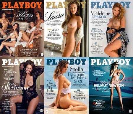 Playboy Germany № 1-12 (Januar - Dezember 2020)