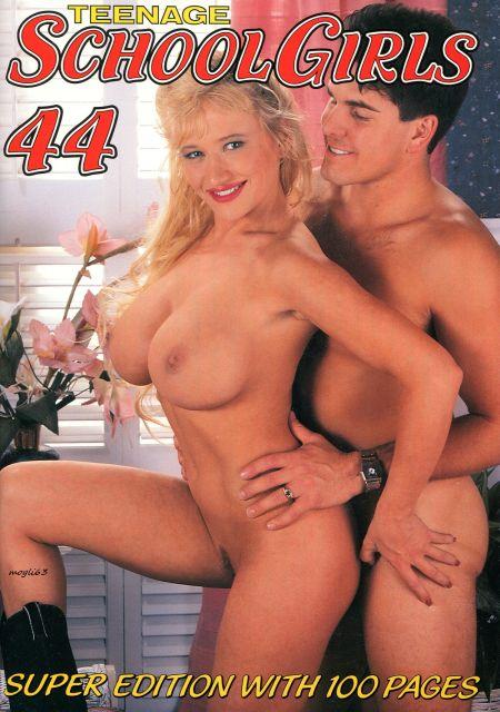Color Climax Special TEENAGE SCHOOLGIRLS № 44 (05-1995)