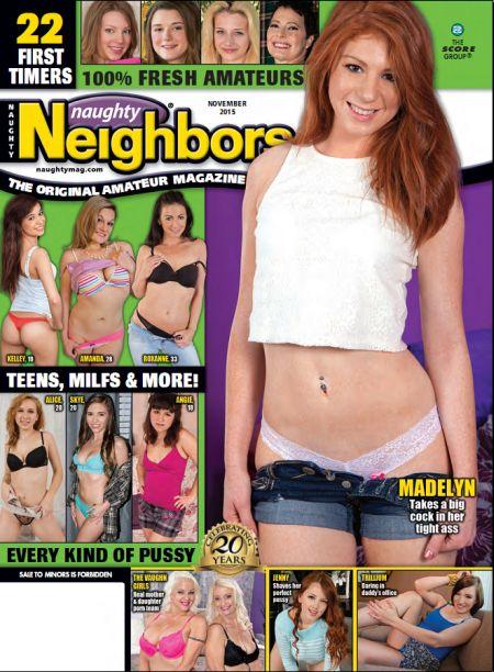 Naughty Neighbors № 11 (November 2015)