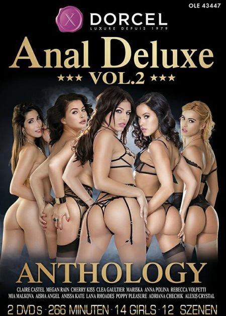 Anal Deluxe Anthology 2 / Роскошная Анальная Антология Легенд 2 (2020)