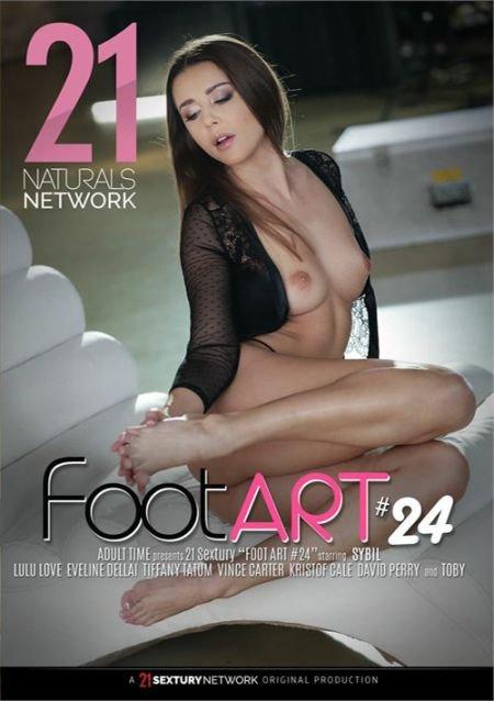 Foot Art 24 / Искусные Ножки 24 (2021)