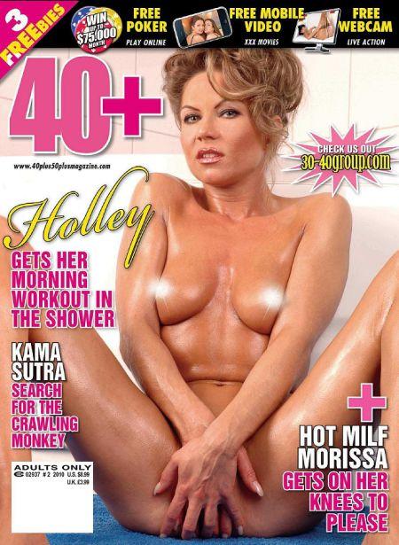 40+ Magazine SP002