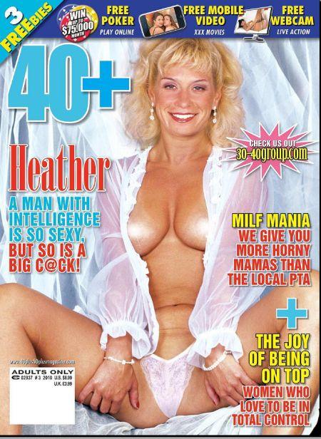 40+ Magazine SP003