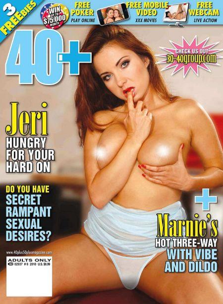 40+ Magazine SP008