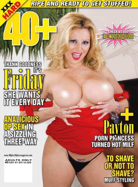 40+ Magazine SP009