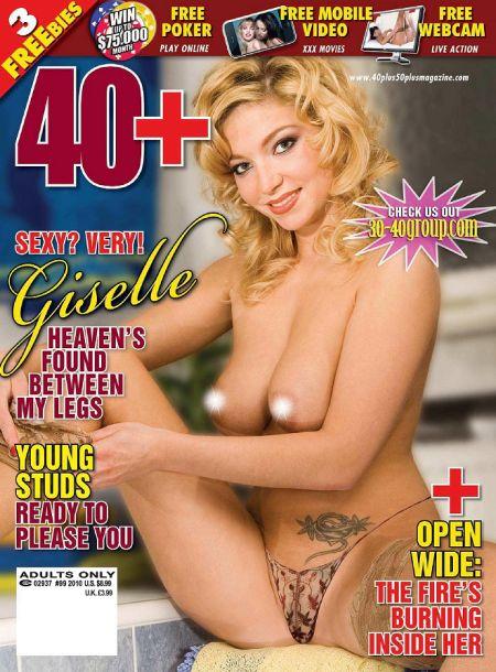 40+ Magazine SP019
